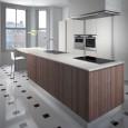 La cuisine en bois design d'Ernesto Meda