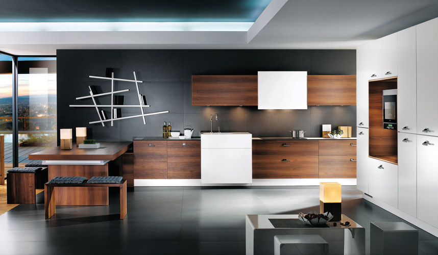 Cuisine design : Perene