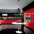 La cuisine rouge