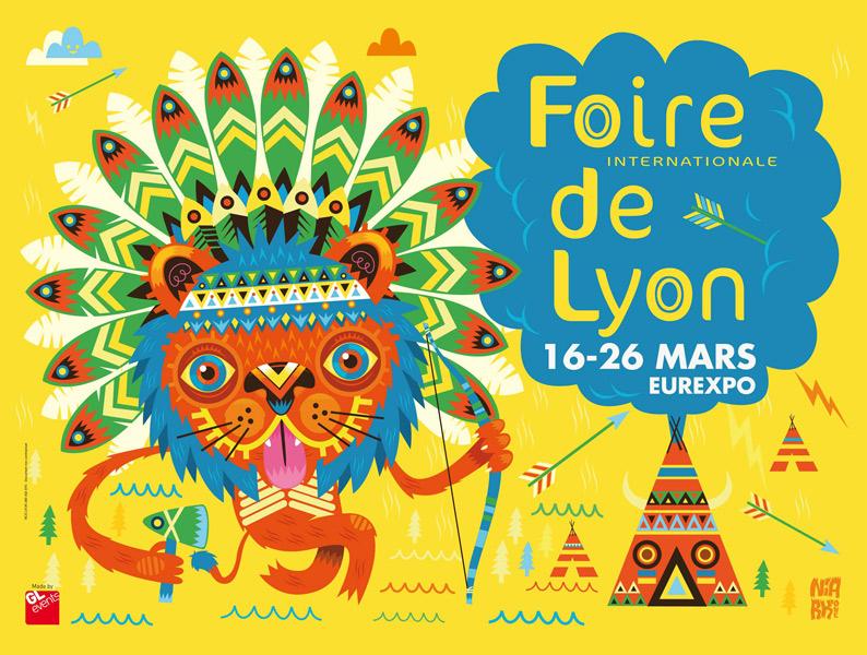 Foire Internationale de Lyon 2012