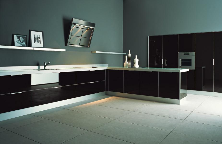 La cuisine noire : Cesar