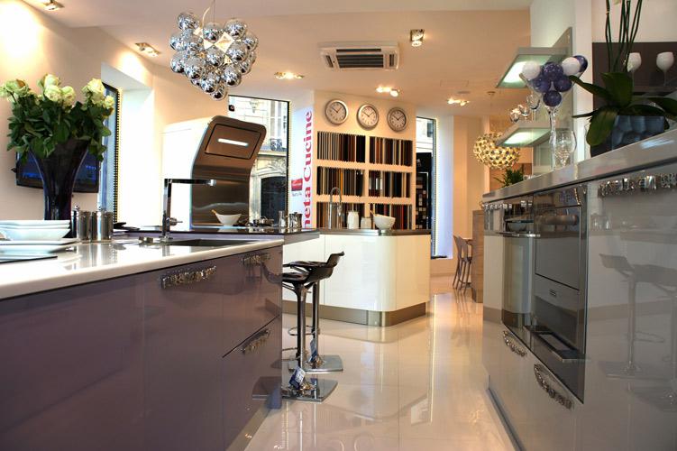 Magasin Veneta Cucine Paris