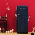 Le réfrigérateur en jean de Smeg