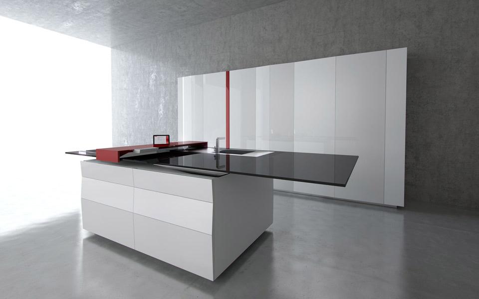 Prisma Kitchen de Toncelli