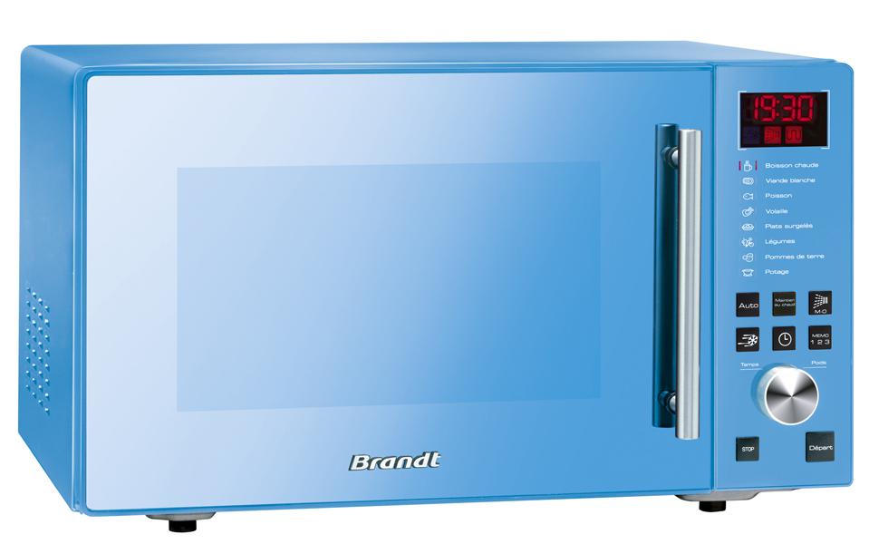 """Micro-ondes """"Pop"""" de Brandt"""
