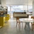 Les cuisines en couleur : tendance 2014