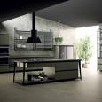 La cuisine industrielle Diesel Open Workshop de Scavolini