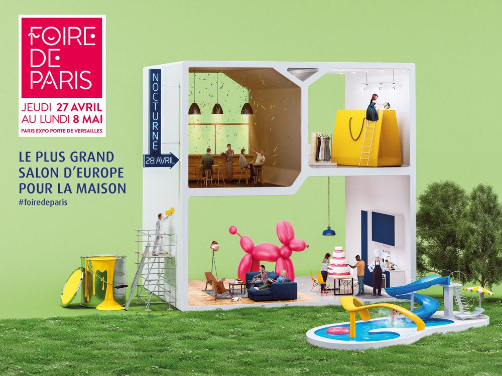 Foire de Paris Inspiration cuisine