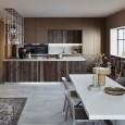Lounge, la nouvelle cuisine modulaire de Veneta cucine